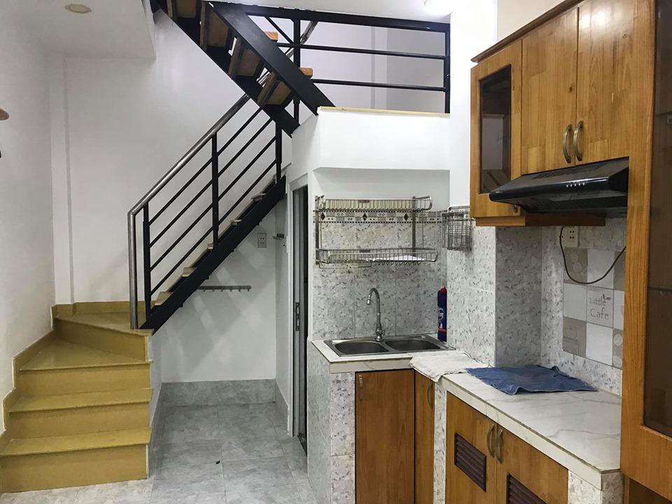 Bán nhà nhỏ đẹp Lê Lợi GV - 3 lầu – 3PN - 2.25 tỷ. LH 0981557265