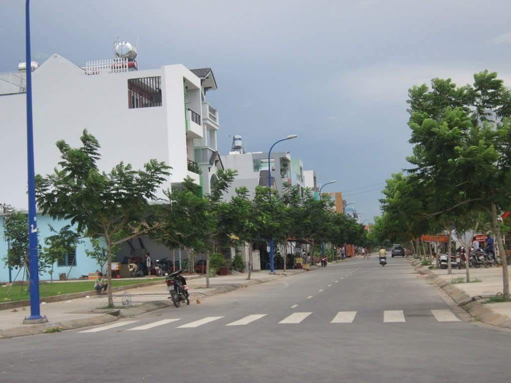 Ngân hàng Sacombank hỗ trợ vay 60% thanh lý duy nhất 3 lô góc và 12 nền đất đại lộ Trần Văn Giàu