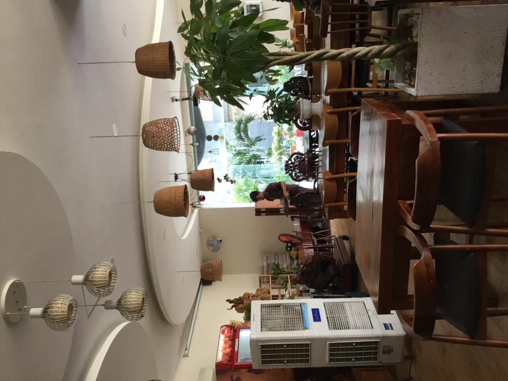 Cho thuê shophouse căn góc chung cư khang gia gò vấp , vị trí đẹp đang kinh doanh quán cafe
