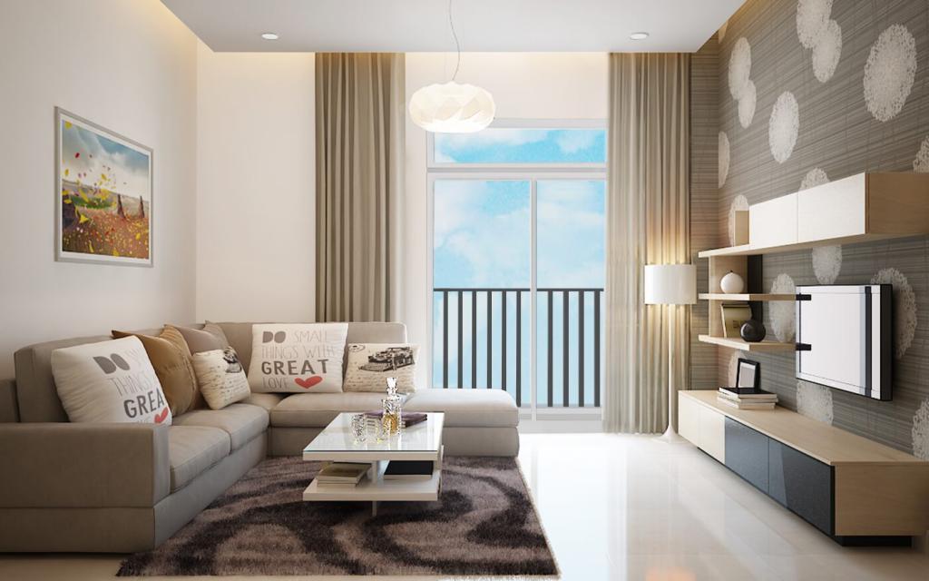 Cho thuê căn hộ Ruby Celadon , tân phú , full nội thất city sát bên Aeon Mall
