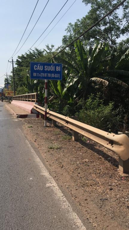 Cần bán đất Xã Lộ 25 sổ hồng riêng, gần TL769 khoảng 200m,Thống Nhất, Đồng Nai